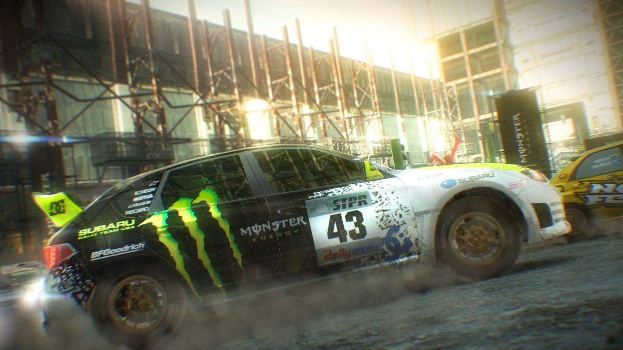 Veni Vidi Vici - Colin McRae Dirt 2 Review