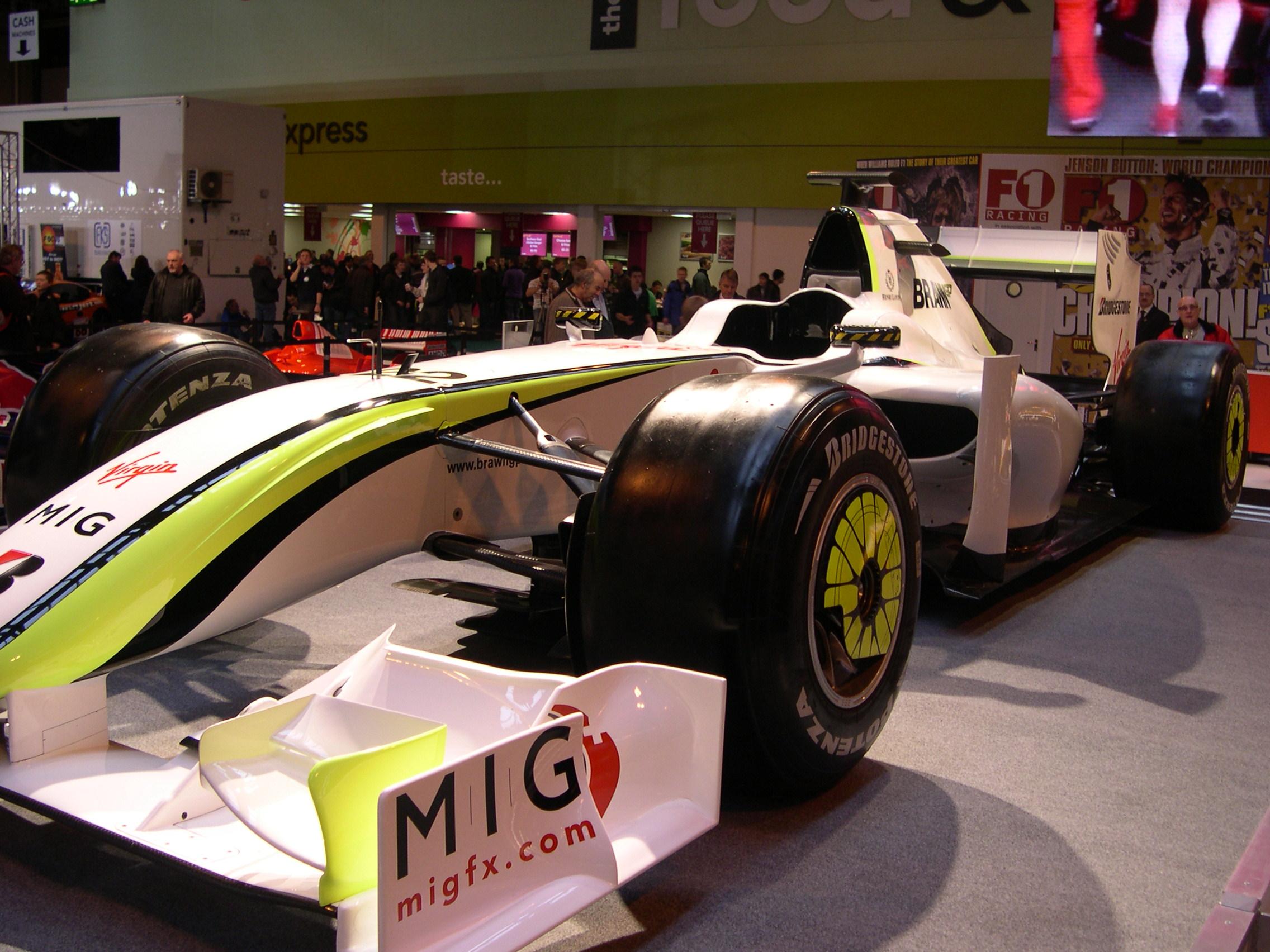 Autosport International 2010