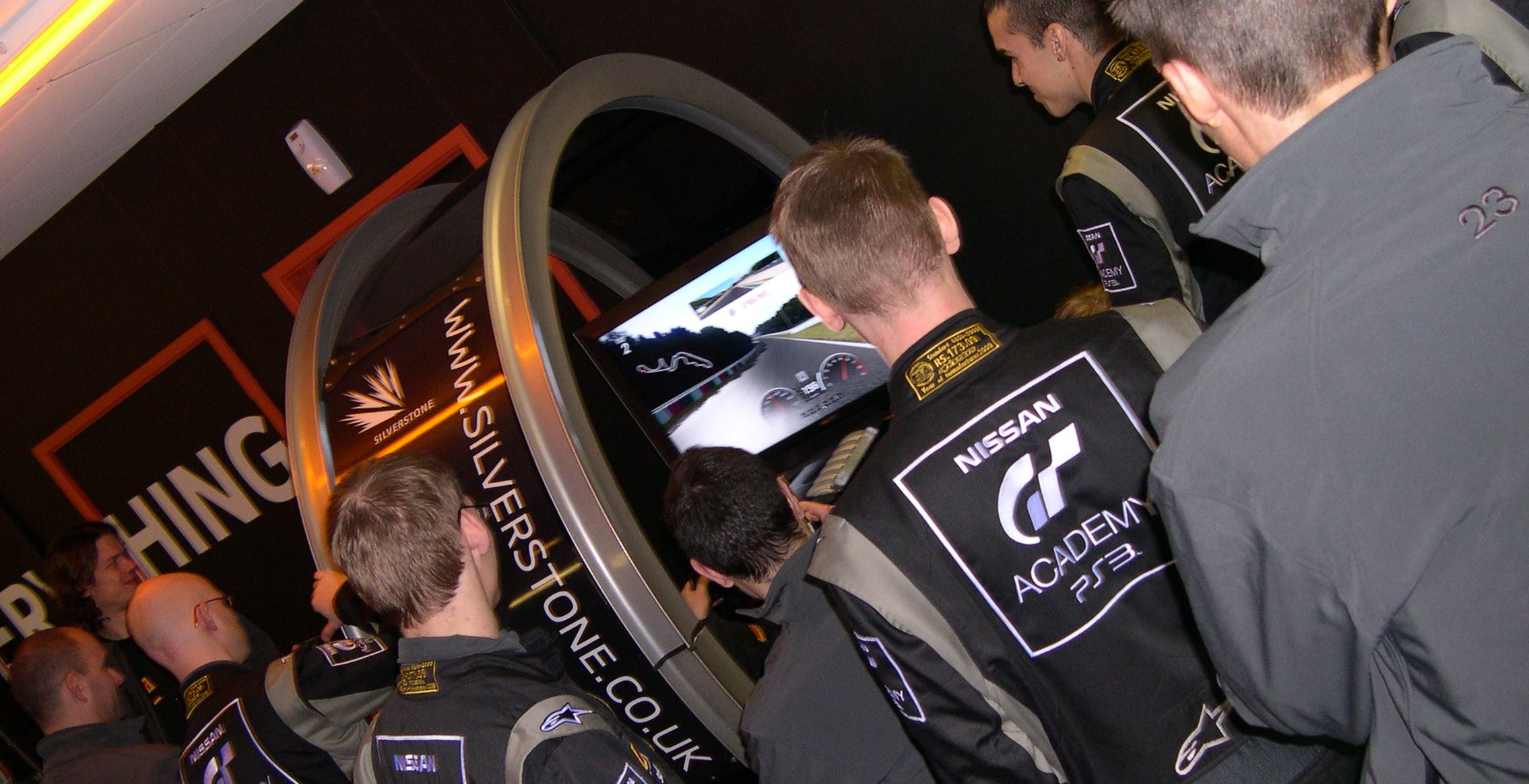 GT Academy Hits Silverstone
