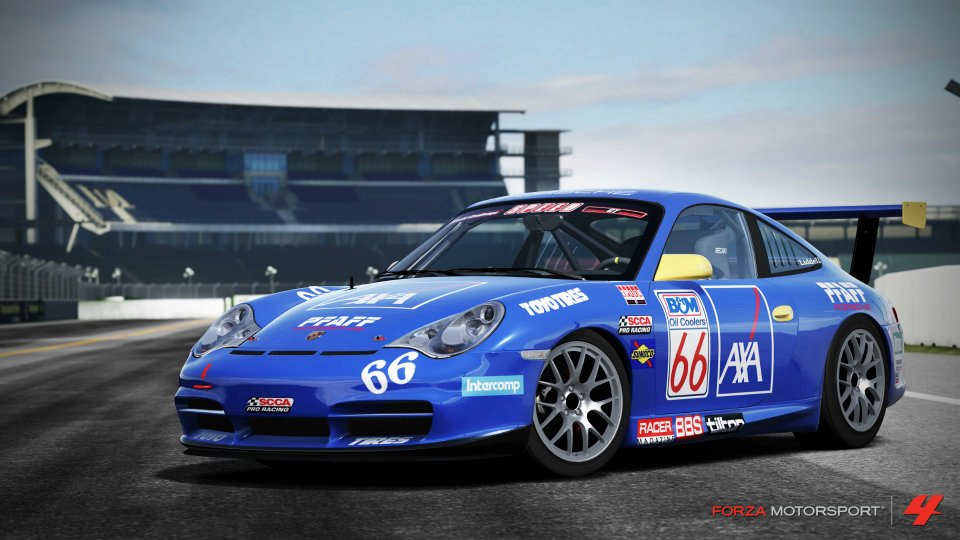 Turn 10 Start Unveiling Porsche Pack For Forza Motorsport 4 Team Vvv