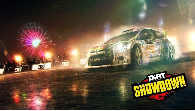 DiRT Showdown trailer gears up for launch
