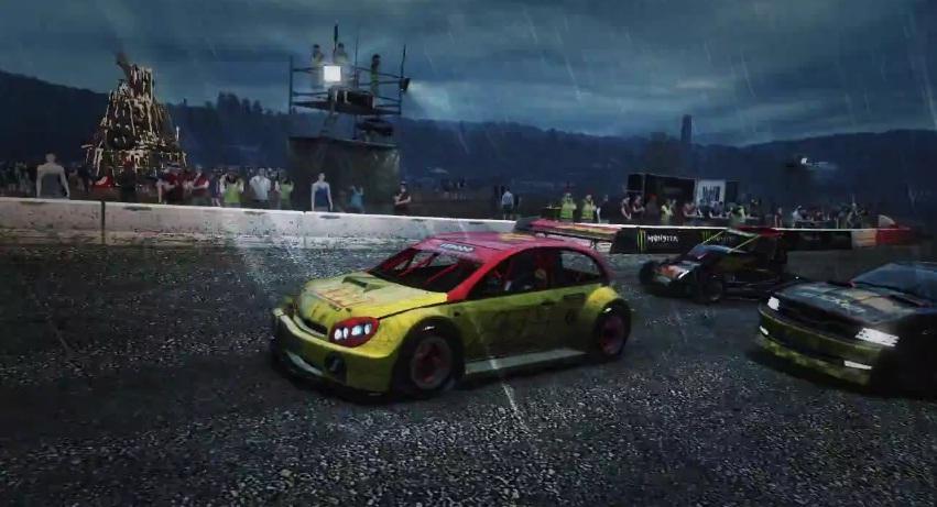 DiRT Showdown Race Hard, Party Hard trailer confirms location list