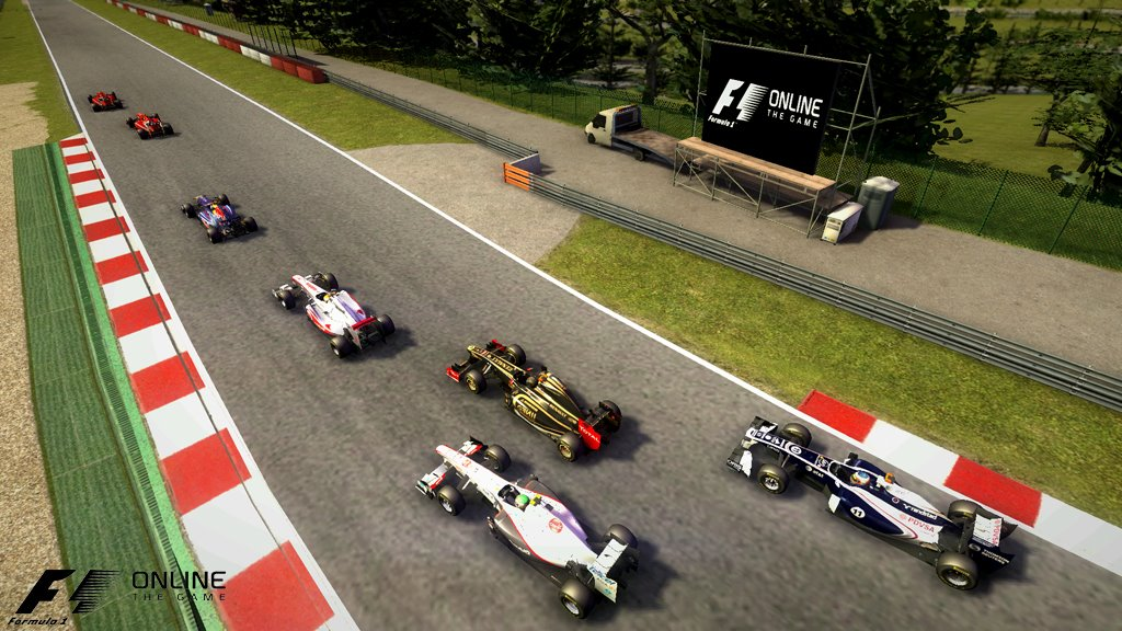 F1 Online: The Game crosses the line into open beta