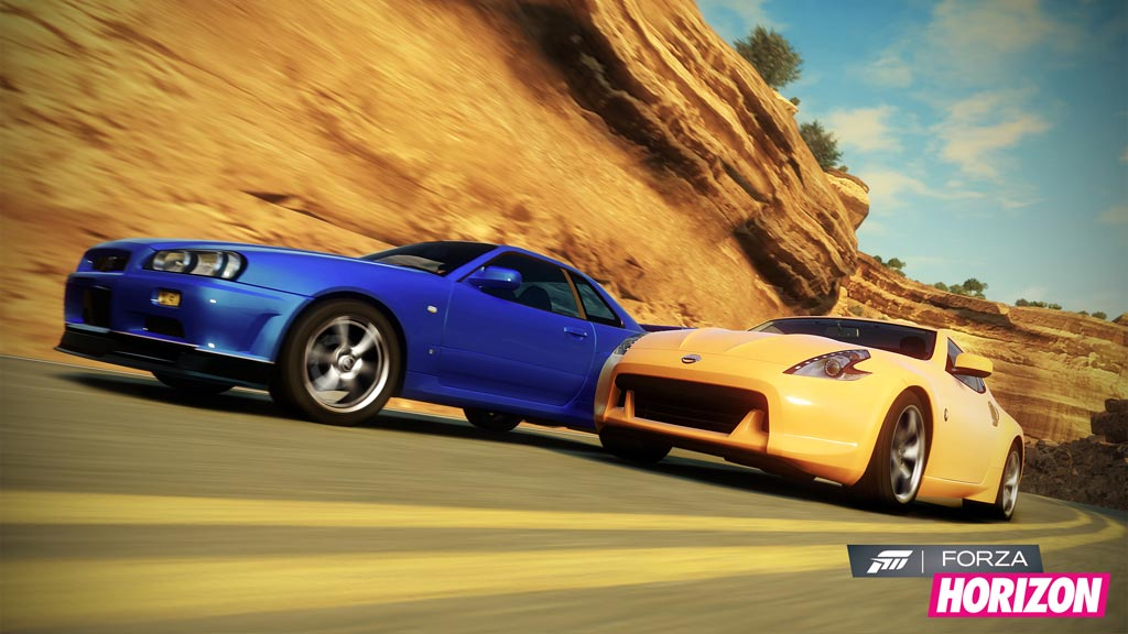 First Forza Horizon gameplay trailer confirms release date