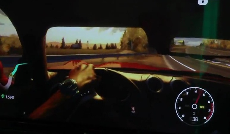 Forza Horizon E3 gameplay confirms cockpit view and stable framerate