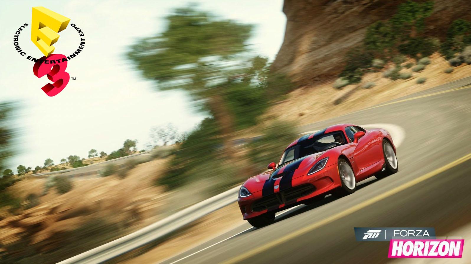 Driving into E3 2012