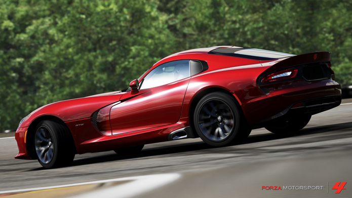 Drive the 2013 SRT Viper in Forza Motorsport 4 June 22nd