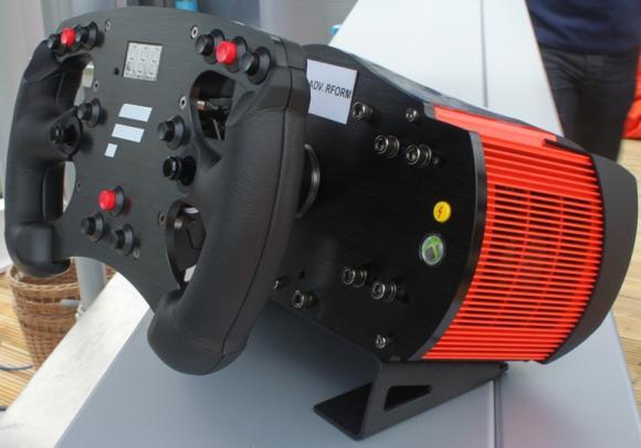 Fanatec announces Formula Rim for CSR Elite