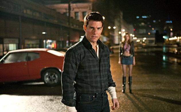 Jack Reacher trailer stars a Chevrolet Chevelle