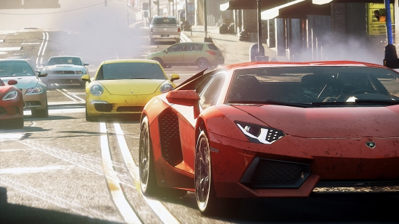 Car customisation confirmed for Need for Speed Most Wanted