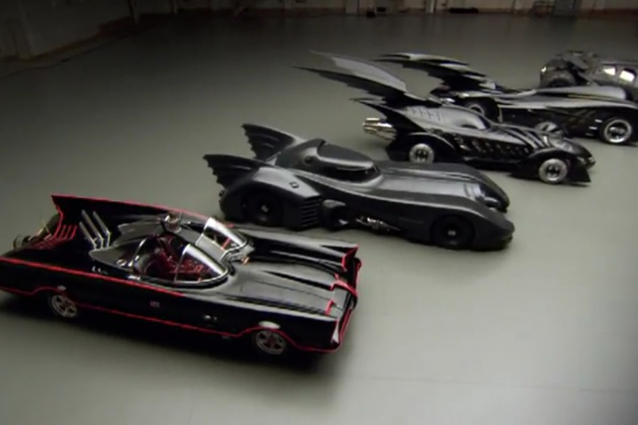 Batmobile documentary will chronicle The Dark Knight's iconic car