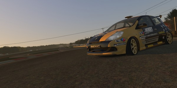 Clio Cup now available for rFactor 2