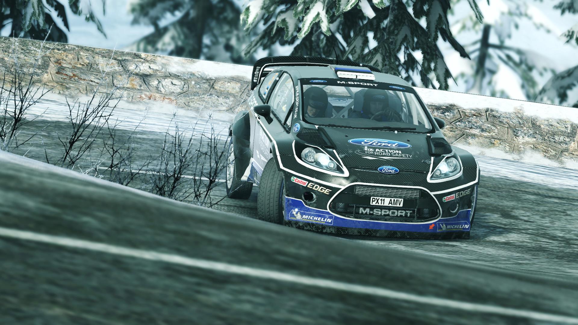 WRC 3 Exclusive VVV Videos