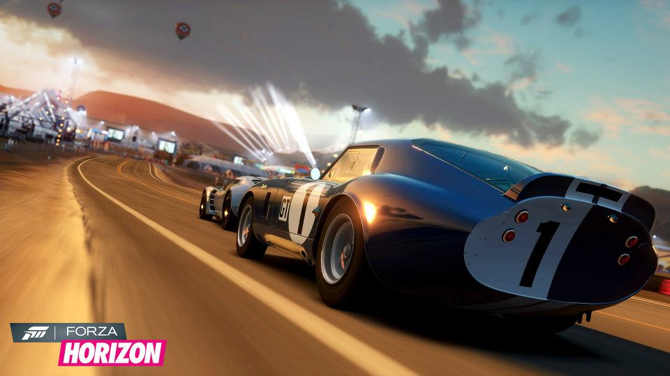 New Forza Horizon screenshot reveals two new cars