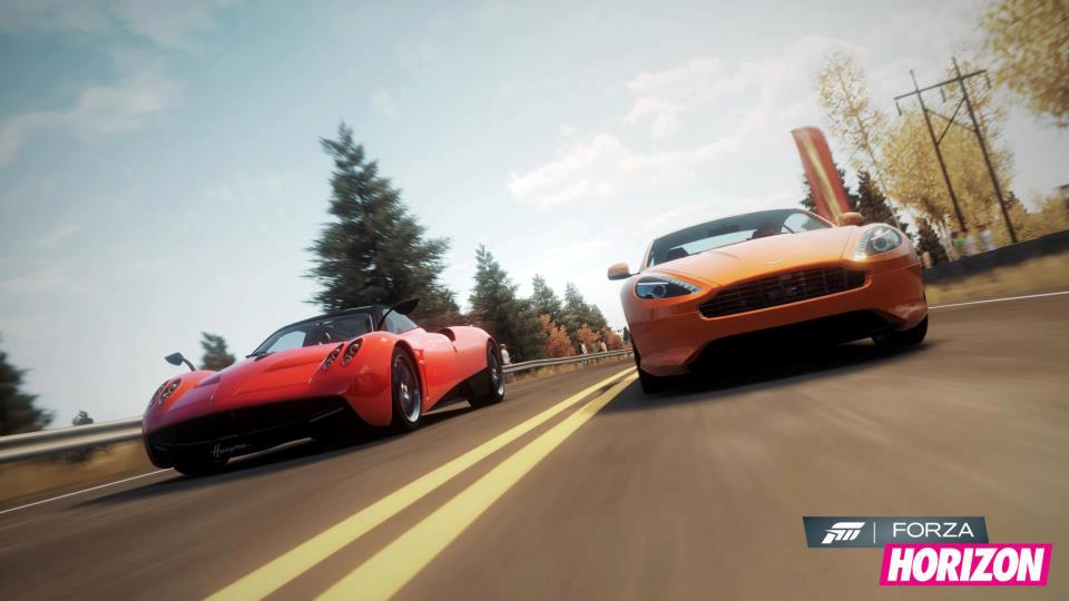 Forza Horizon VIP Cars revealed