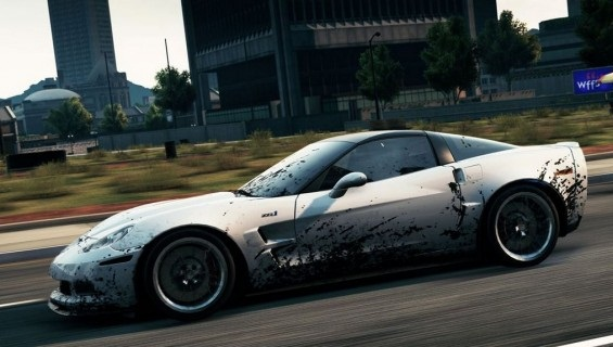 Need for Speed Most Wanted gameplay trailer shows dirty driving