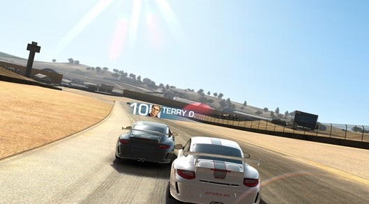 Real Racing 3 introduces time-shifting multiplayer