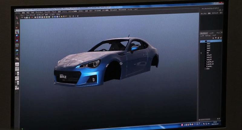 Subaru BRZ to arrive in GT5?