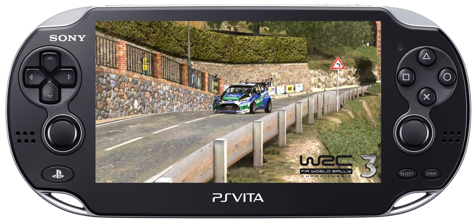 WRC3 Vita first look hands-on