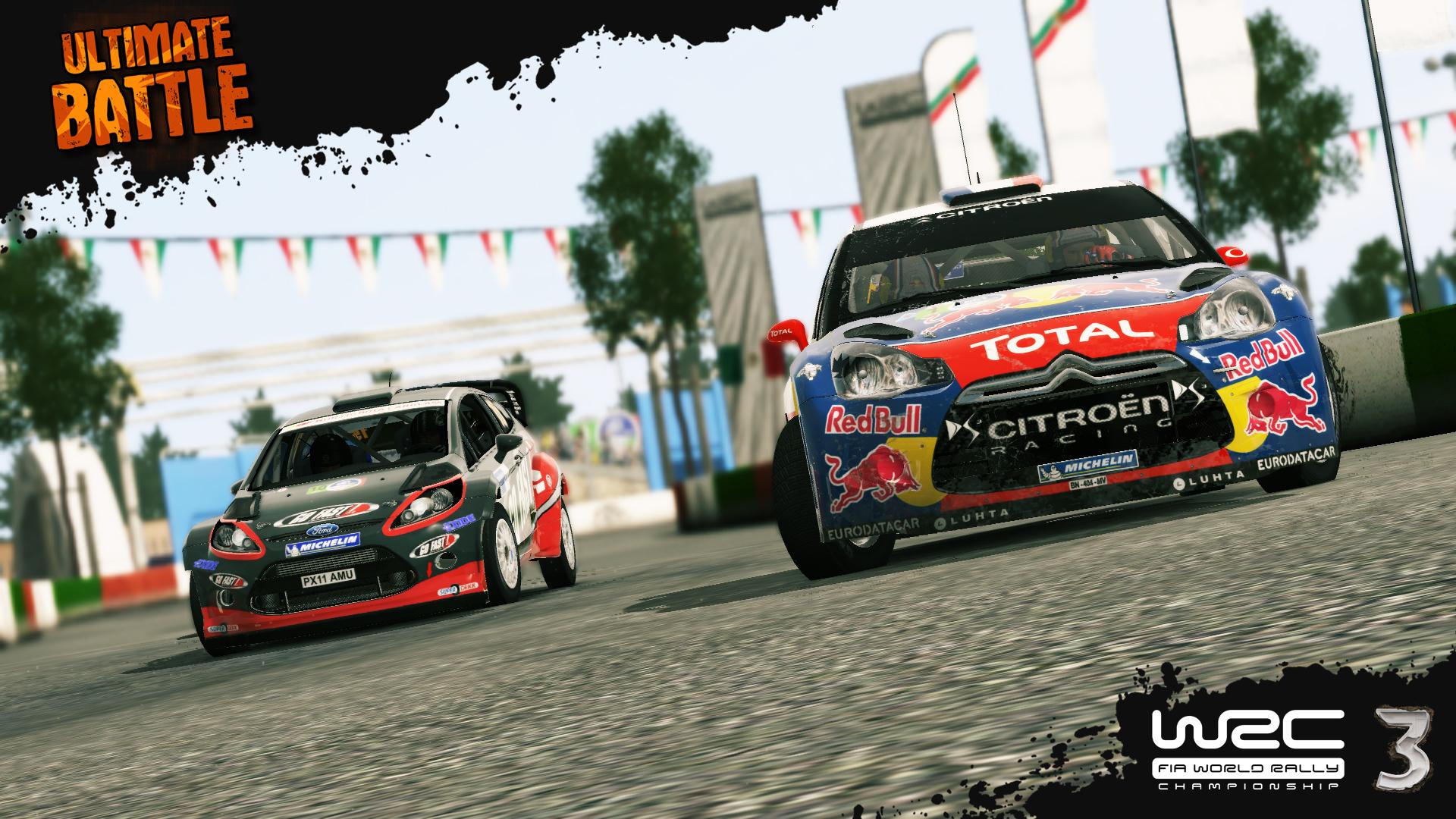 WRC3's Challenge mode explained: