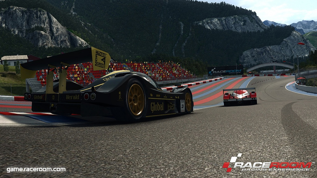 RaceRoom Racing Experience launches closed beta