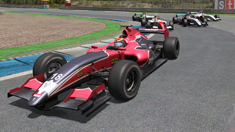 Become an AI Driver in rFactor 2