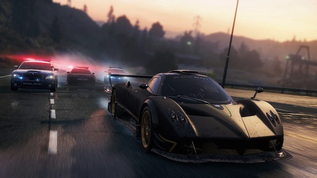 News cars & events for Most Wanted's 'Speed Pack' DLC