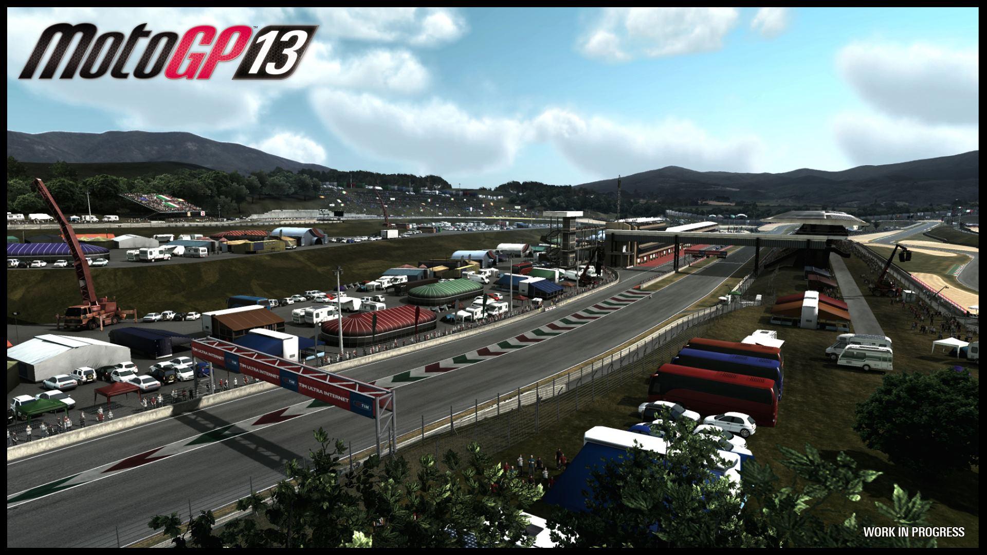 First MotoGP '13 screenshots
