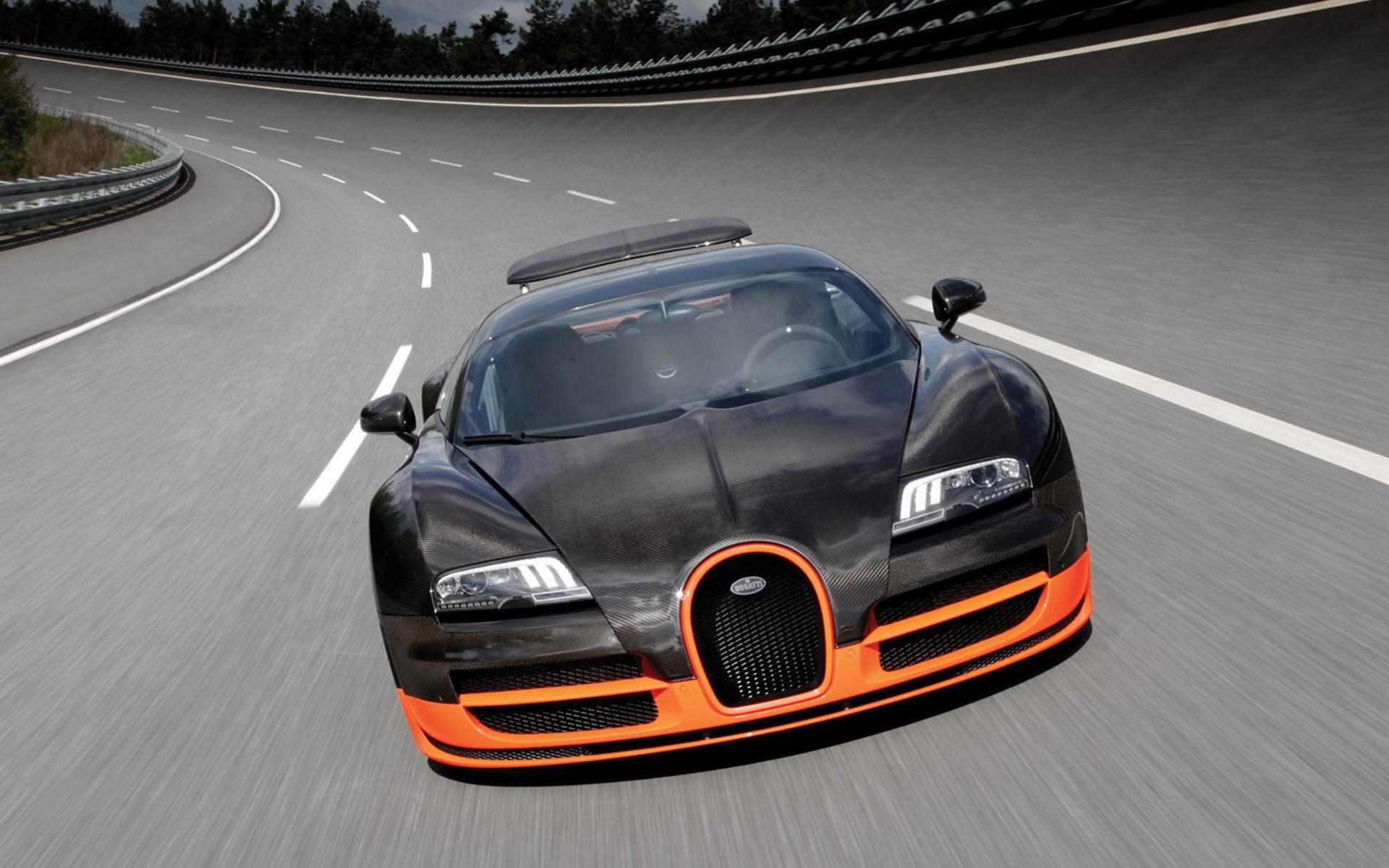 Bugatti_Veyron_SS Stunning Bugatti Veyron Super Sport White Cars Trend