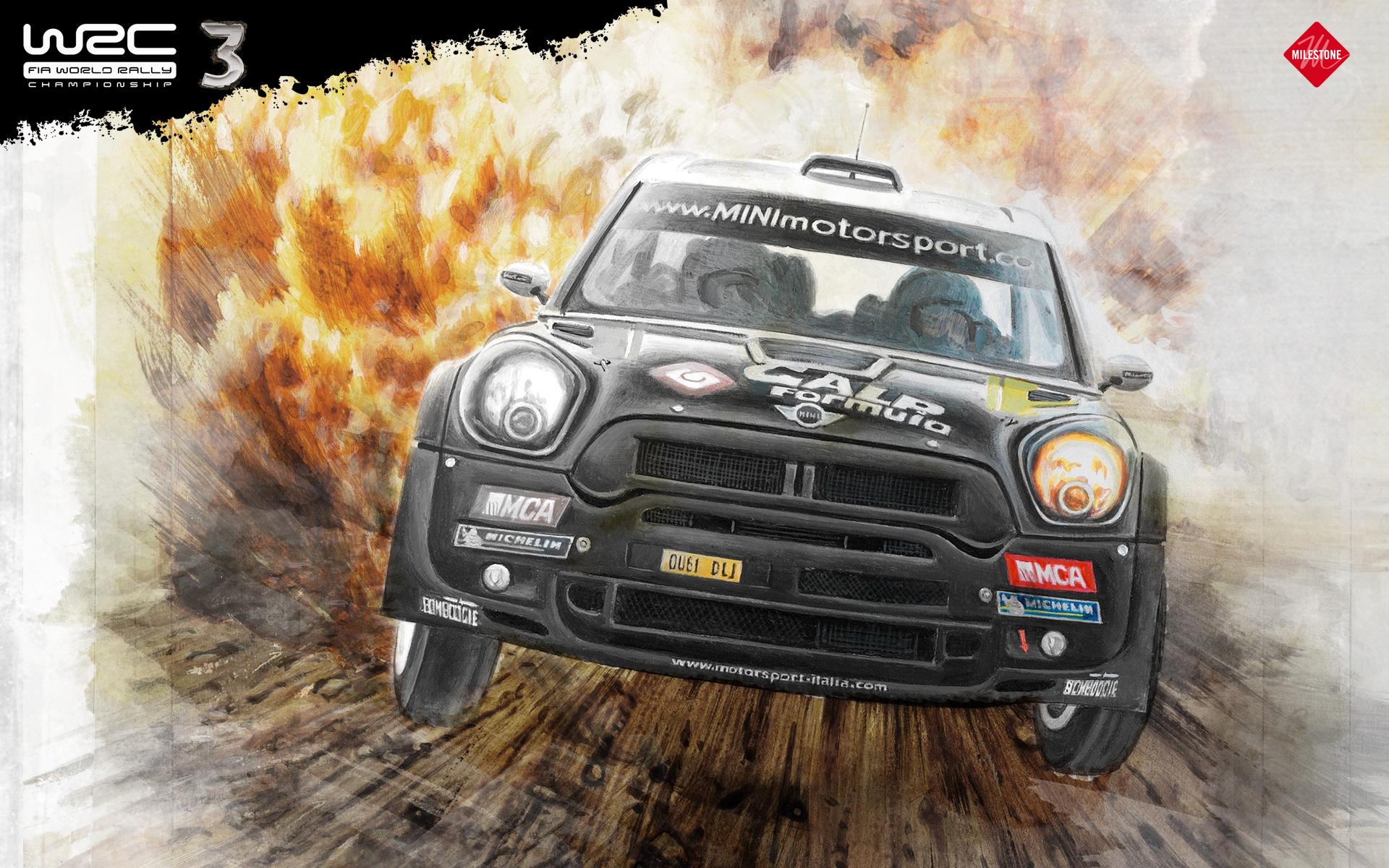 WRC3 Vita Review