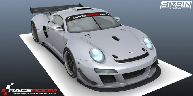 Ruf to feature in RaceRoom: Racing Experience