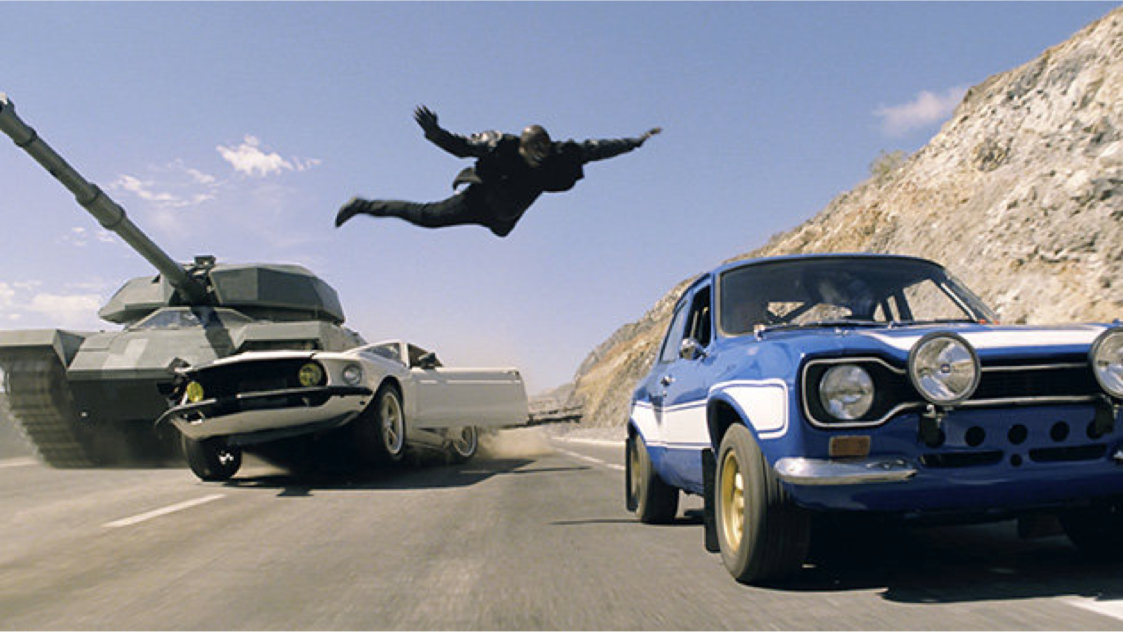 First Fast and Furious 6 trailer airs during Super Bowl