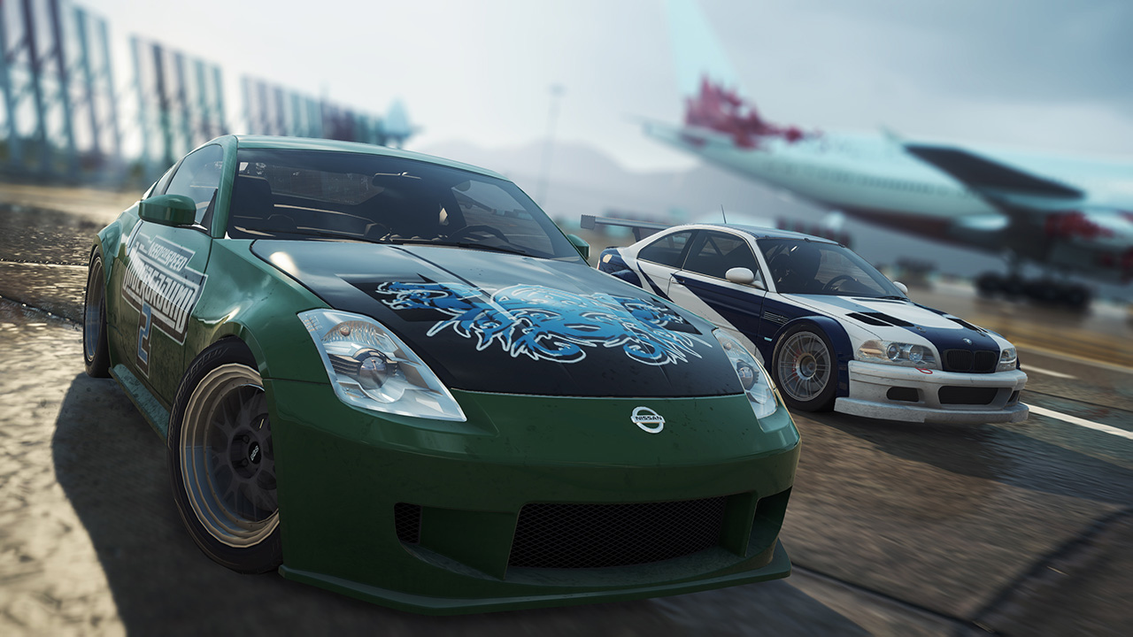 Three new DLC packs available for Need for Speed: Most Wanted
