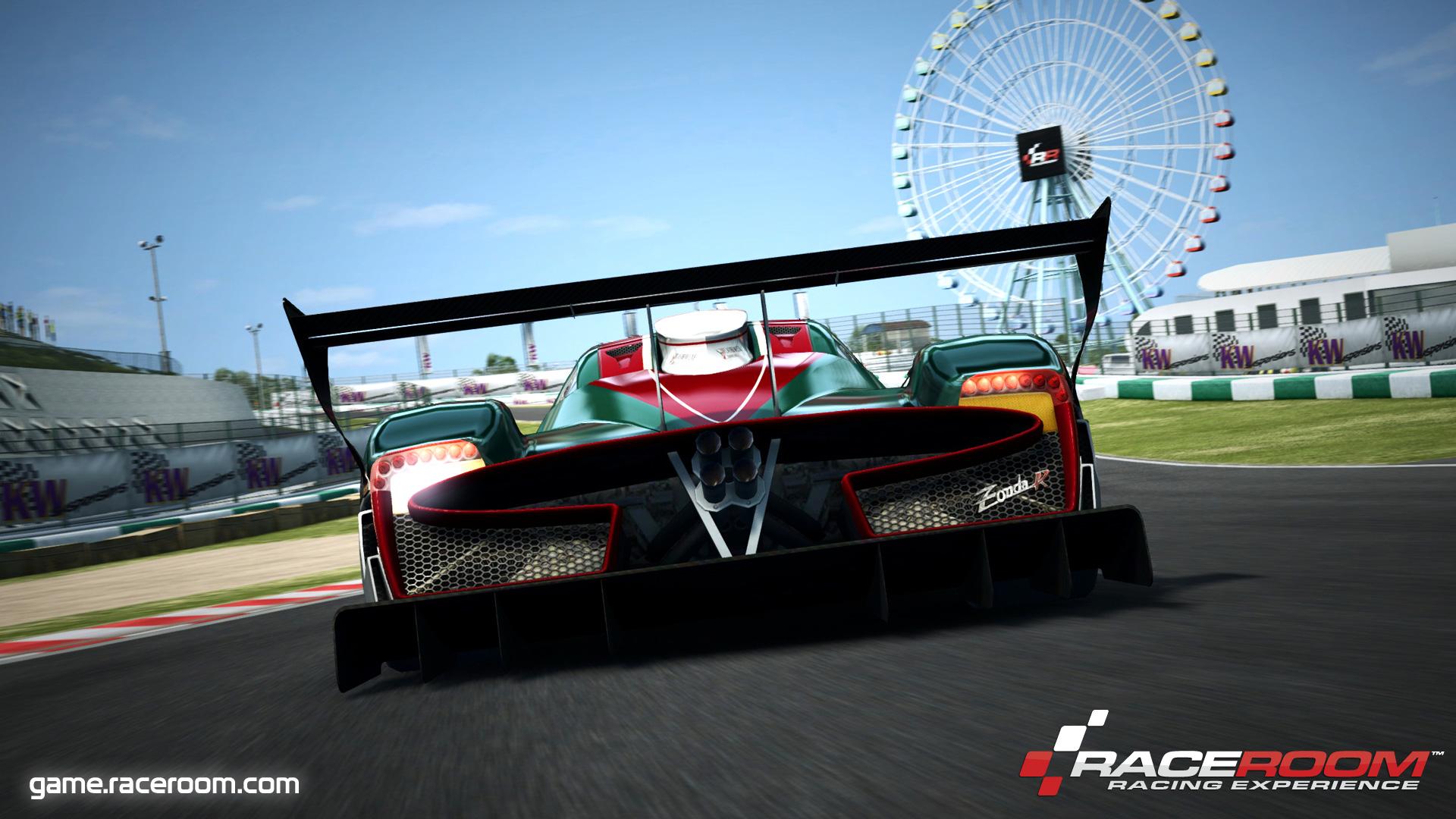 SimBin releases new R3E Pagani Zonda R previews