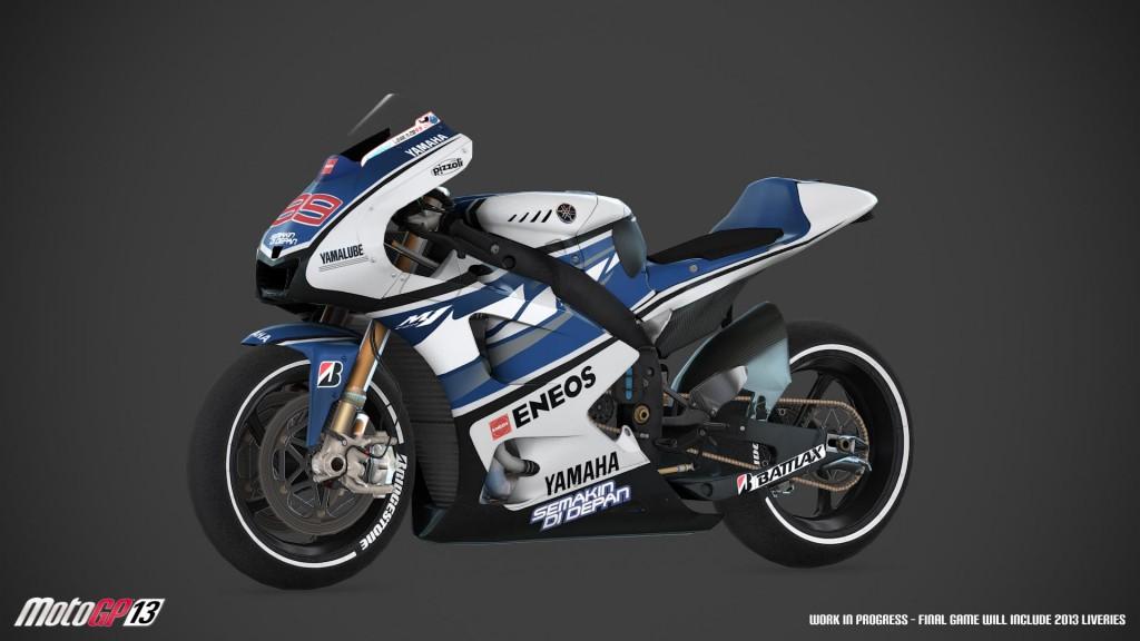 MotoGP '13 Yamaha models :: Team VVV
