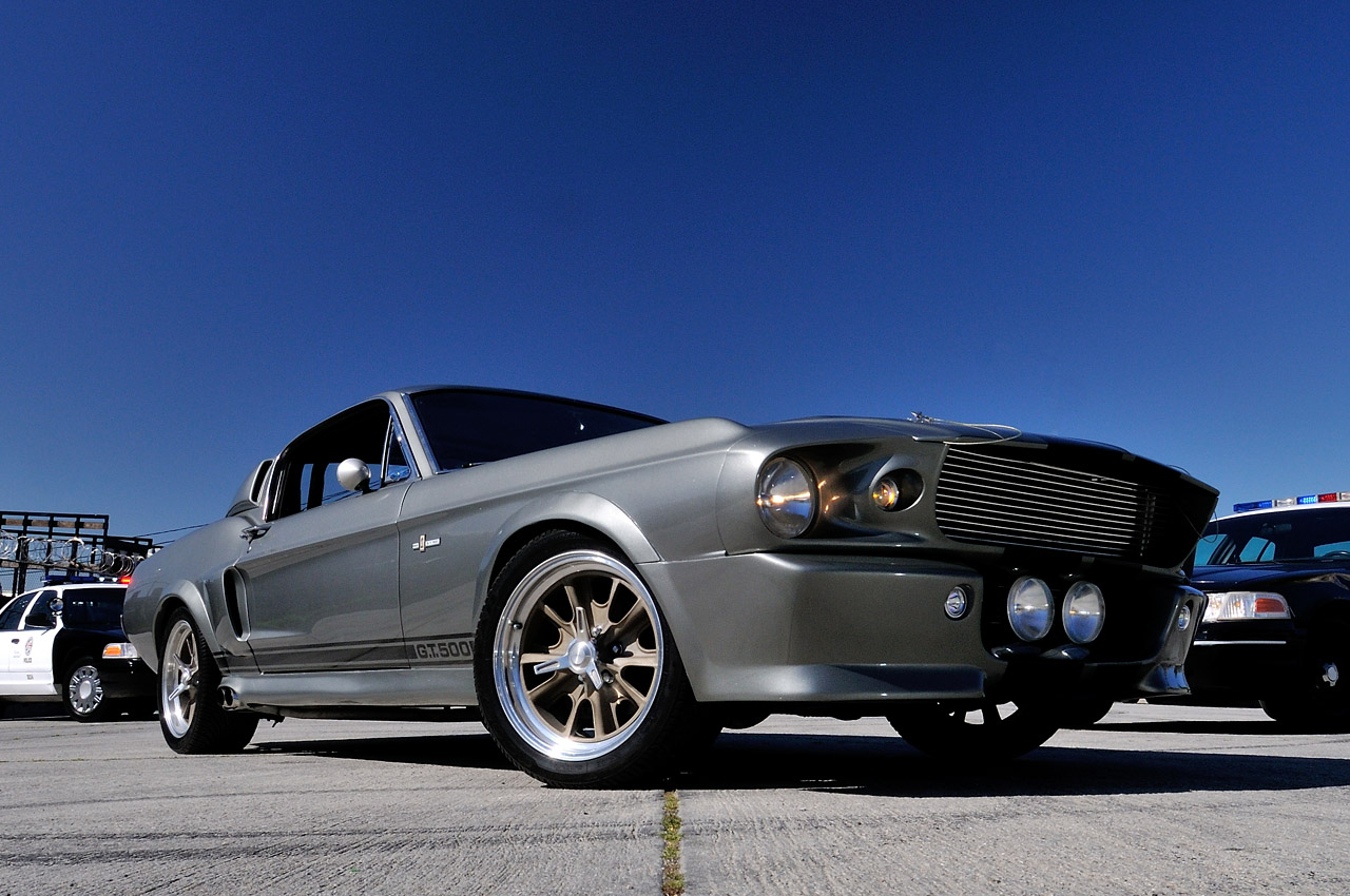 'Eleanor' Mustang from Gone in 60 Seconds to be auctioned off at Indianapolis