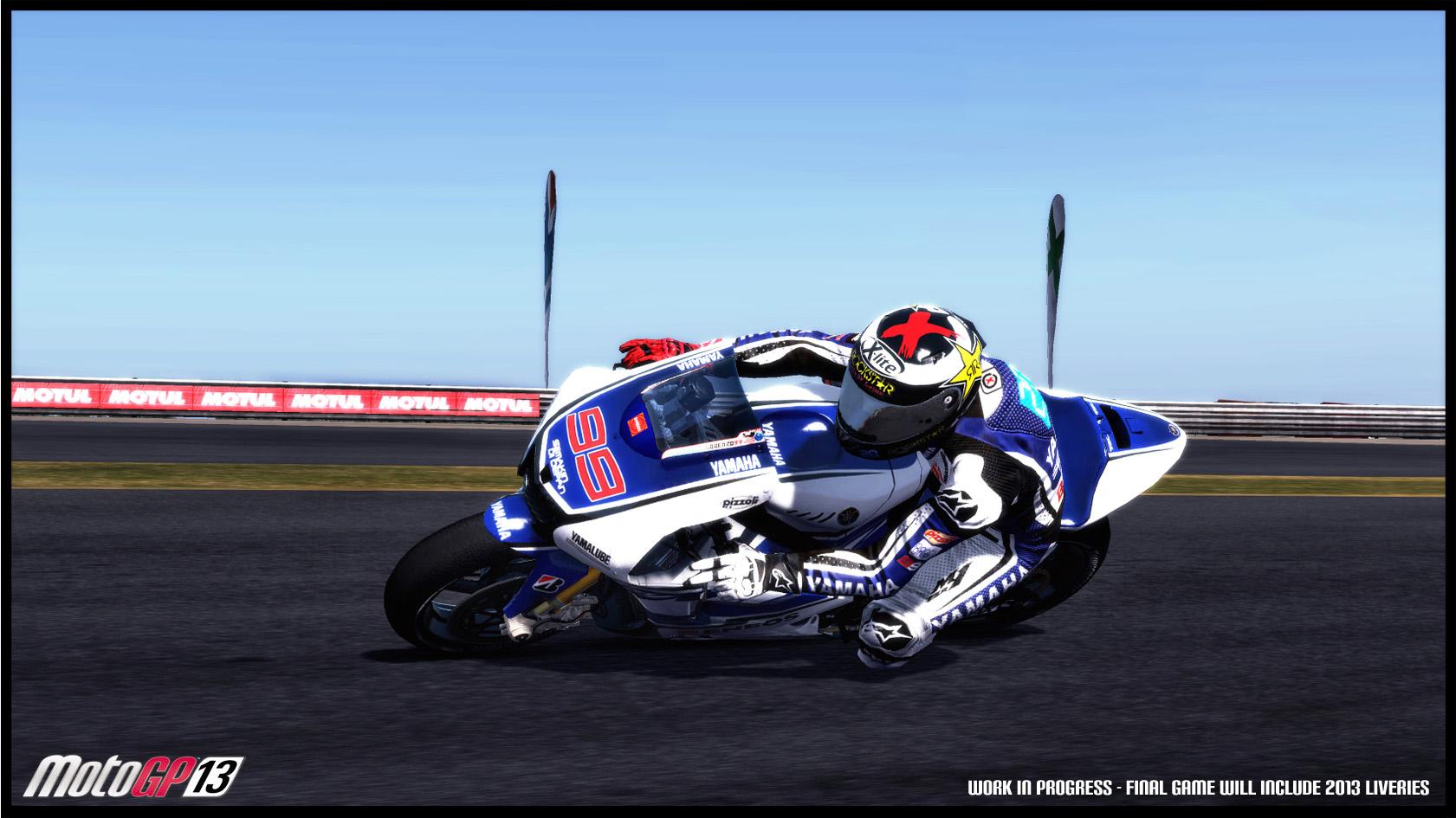 MotoGP 2013 second gameplay trailer