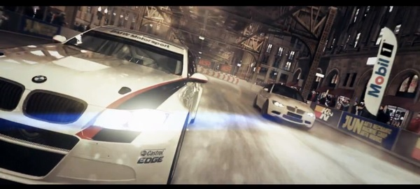 New Grid 2 trailer showcases BMW car roster