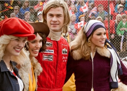 First trailer for Ron Howard's RUSH revealed