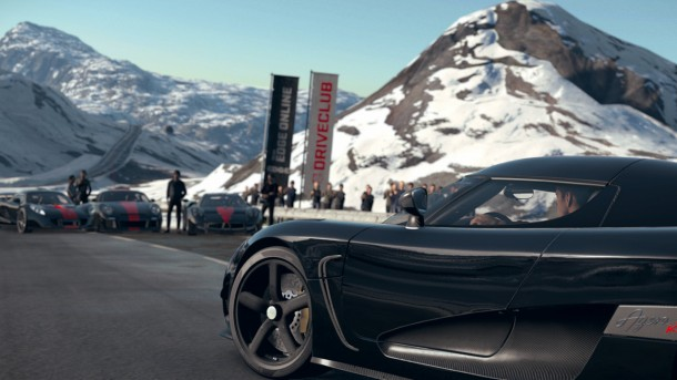 New DriveClub screenshots and details emerge