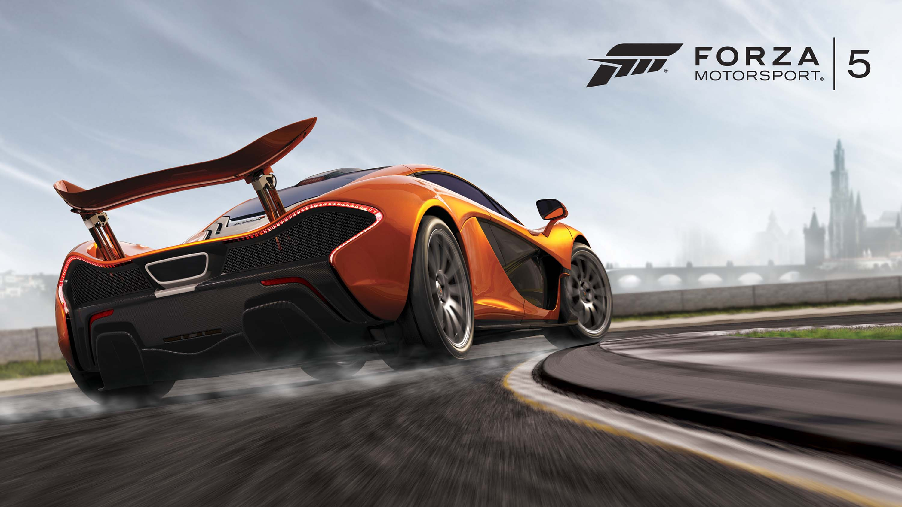 Forza Motorsport 5 announced as Xbox One launch title - first screenshots and reveal video