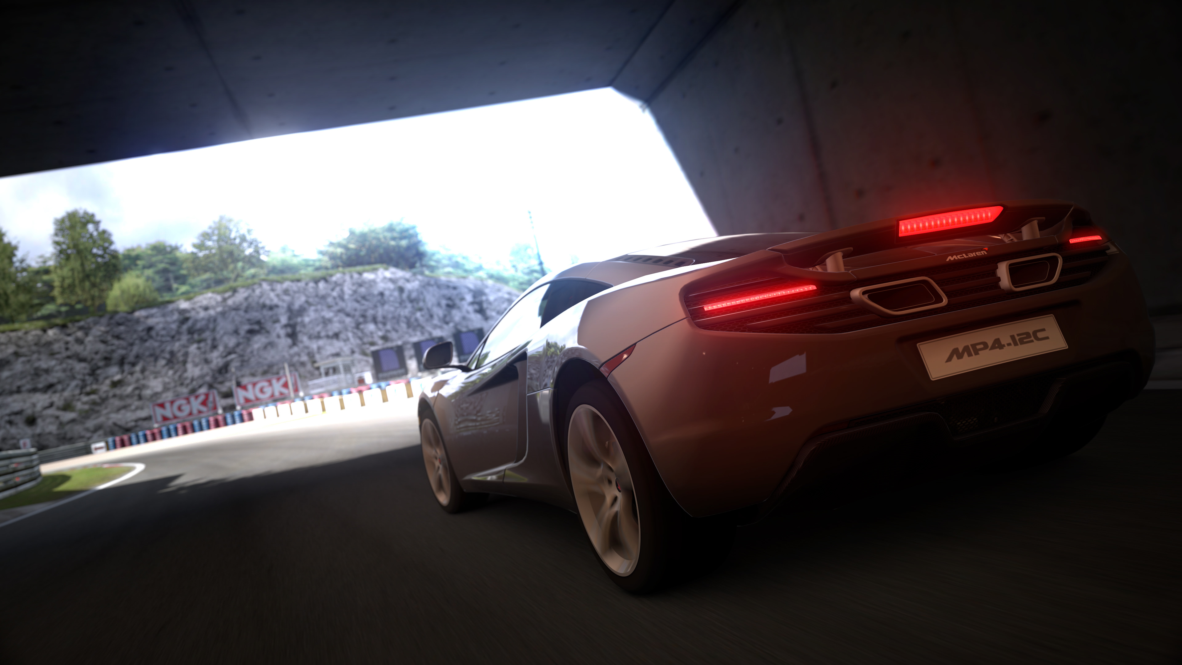 gran turismo 6 will still have standard cars without interiors team vvv
