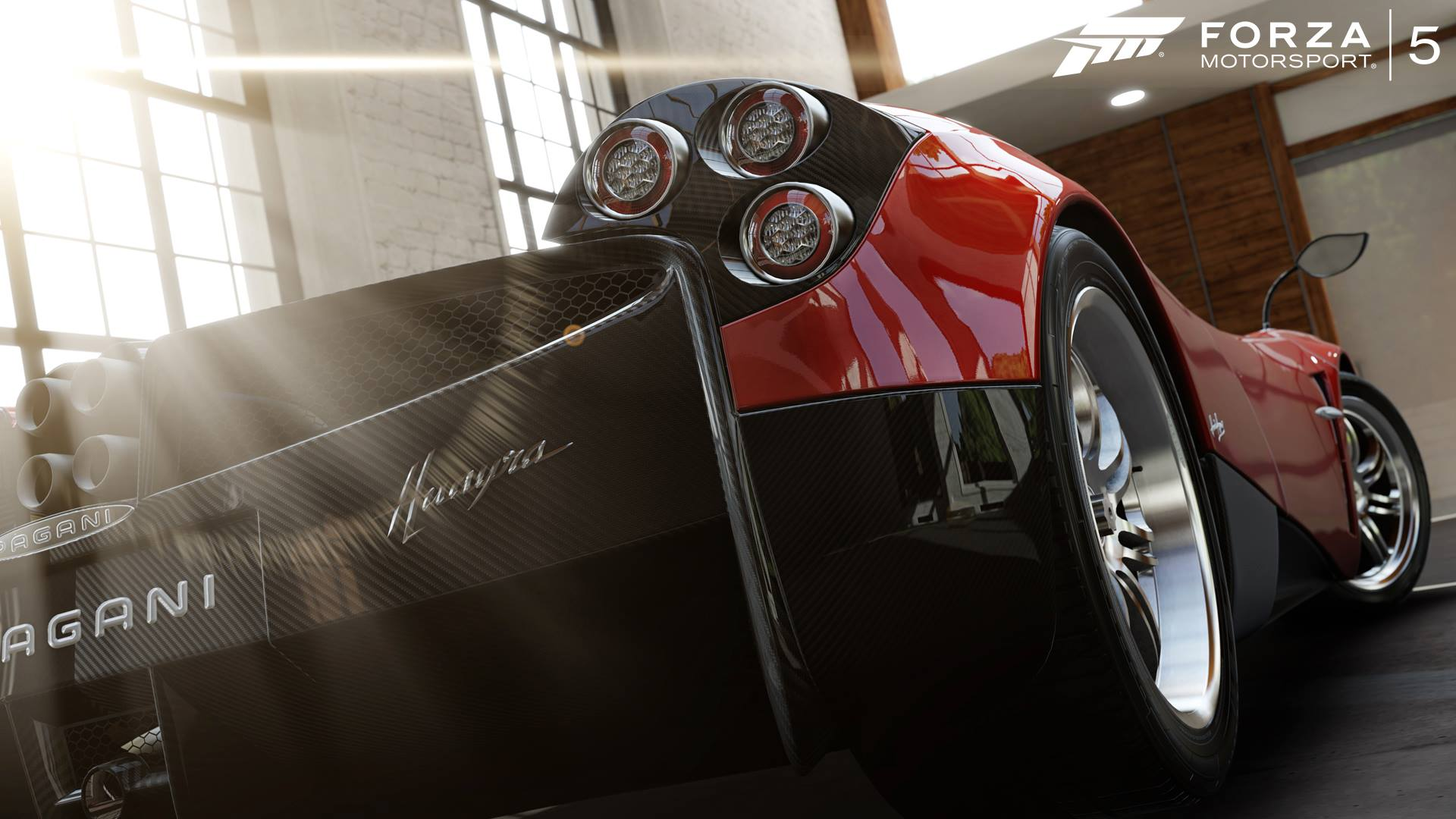 No weather, day/night cycles or Auction Houses for Forza 5?