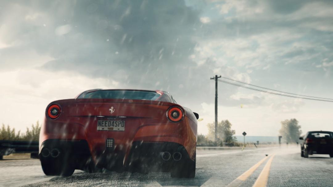 Need for Speed: Rivals - a series deja vu?