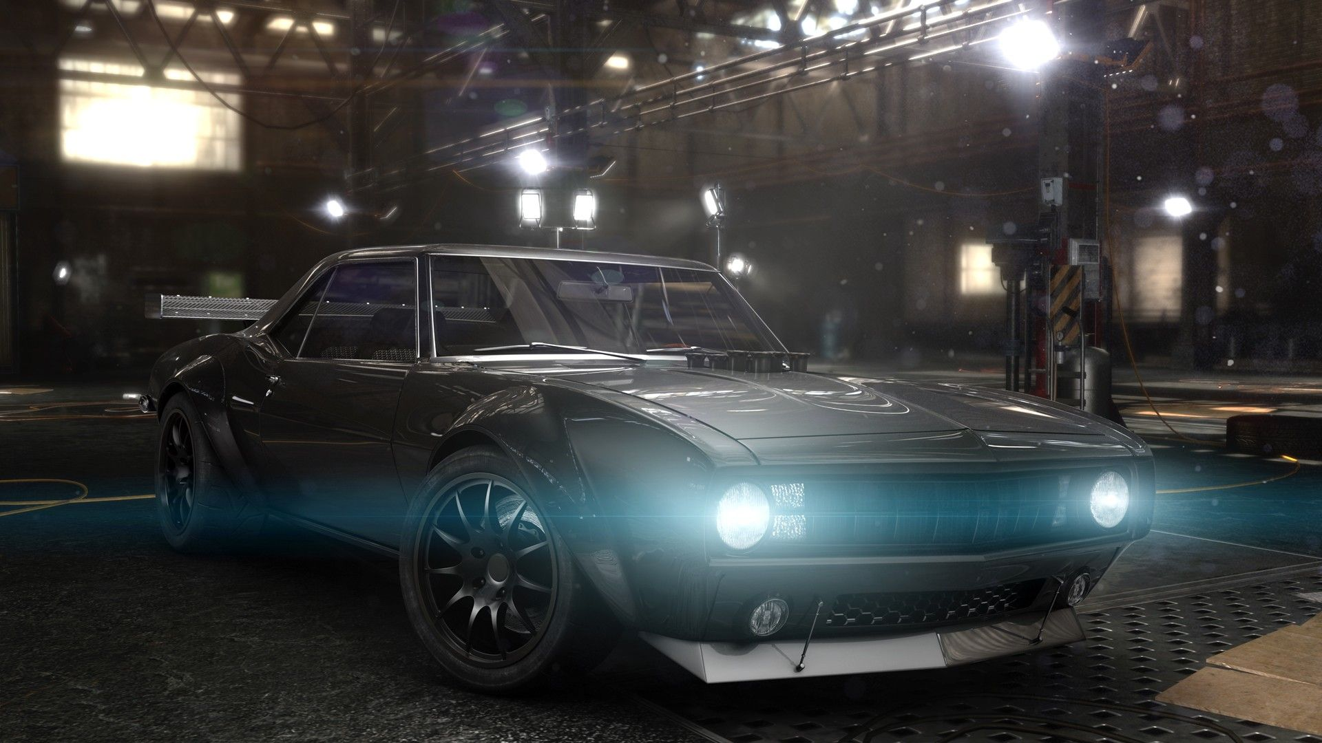 Ubosoft confirm inaugural batch of licensed cars for The Crew; first look at upgrade system