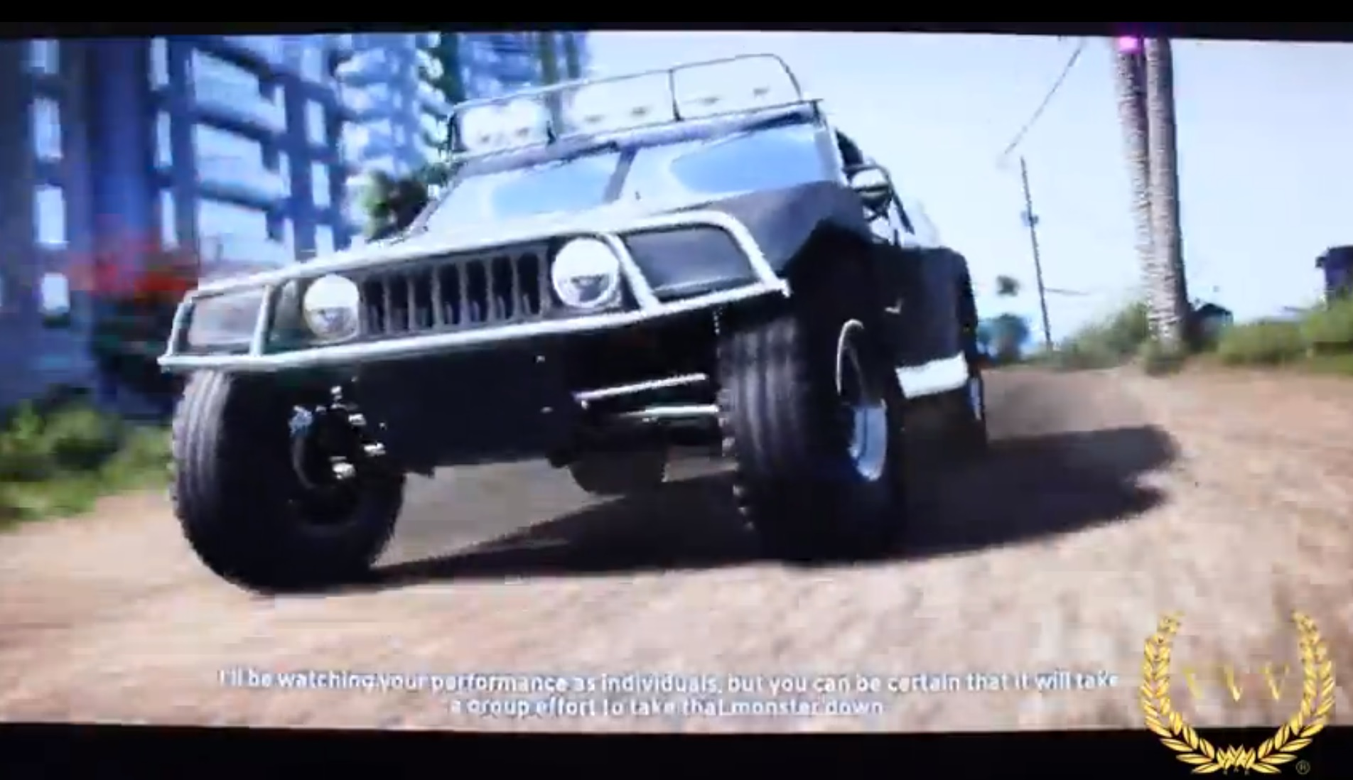The Crew action-packed E3 multiplayer gameplay