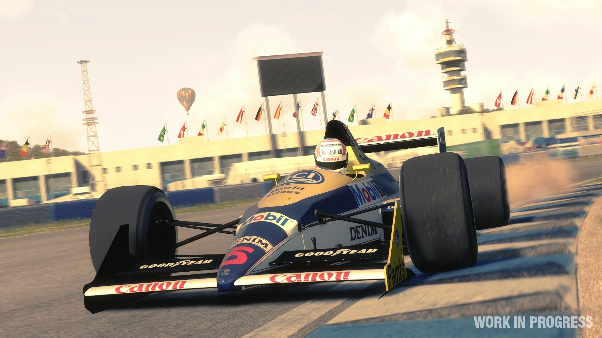 F1 2013 exclusive Classic Mode hands-on gameplay videos