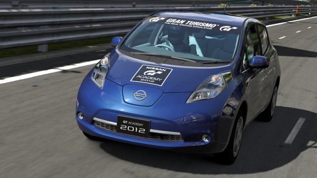 Gran Turismo 6 GT Academy 2013 Nissan Leaf gameplay videos