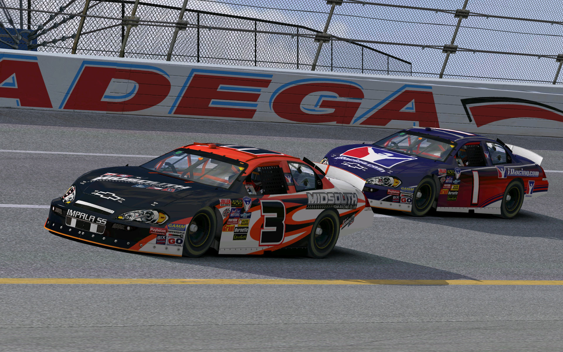 Eight iRacing drivers join NASCAR Next