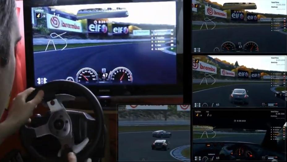 Gran Turismo 6 GT Academy 2013 Nissan 350Z gameplay videos